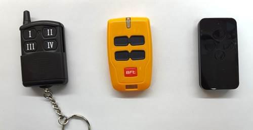 מודיעין לחצן הפעלה ושלטים - קשת מערכות שערים חשמליים ומחסומים HZ-99